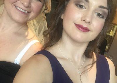 Michelle and Danielle